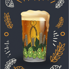 wizualizacja piwa